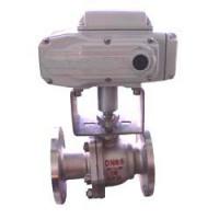 b,阀门采用高平台结构,iso5211连接标准,能使安装电动气动执行器更图片