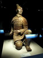 陕西历史博物馆 - 中年男人 - 经历风雨