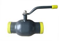 一体式焊接球阀图片