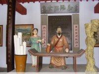 吴承恩【(1501年-1582年),字汝忠,号射阳山人。汉族,淮安府山阳县(今江苏省淮安市楚州区)人。中国明代杰出的小说家,是四大名著之一《西游记》的作者。使吴承恩成为《西游记》 近乎不可动摇的作者要归因于胡适、鲁迅两位大学者的努力。】 - zyltsz196947 - zyltsz196947的博客
