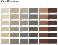 外墙砖颜色参考外墙砖流行风格  我国是一个历史悠久的陶高清图片