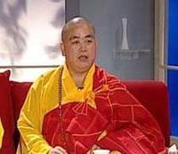少林寺方丈释永信 - 中国联会 - 名人名言    中国联会