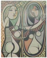 (图)《镜前的少女》