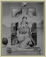 (图)《波特黎加特圣母像》