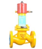 气动液氨切断阀的气源要求经过滤的压缩空气,流经阀体内的介质应该是图片