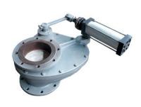 6mpa  4,采用气动传动方式,非标可定制 5,阀座:wcb 工程陶瓷;阀板:wcb图片