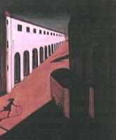 (图)《一条街上的神秘与忧郁》