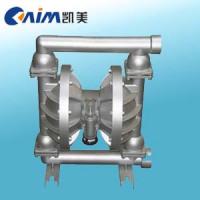 qby铝合金气动隔膜泵图片