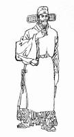 历代先祖妣考之神位