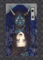 日本般若鬼壁纸_般若鬼壁纸,日本般若壁纸图片