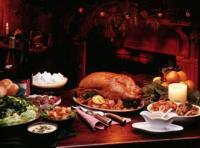 感恩节(Thanksgiving Day) - 青山妩媚 - 青山妩媚