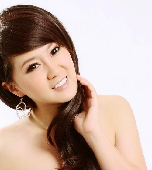 美女太极冠军马畅