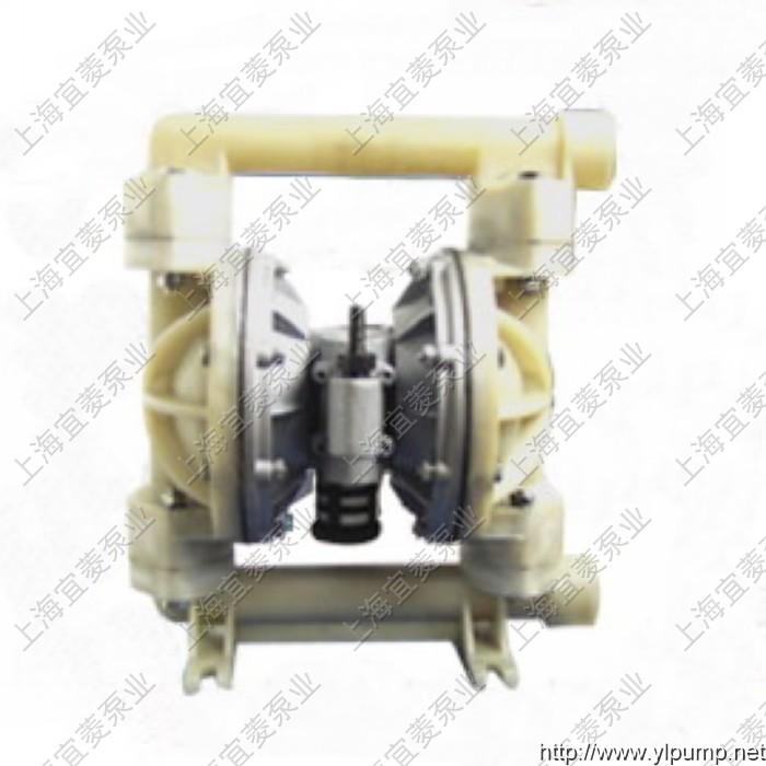 耐腐蚀气动隔膜泵图片