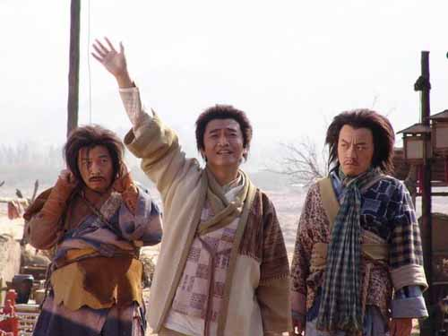中国电影 一石二鸟 剧照