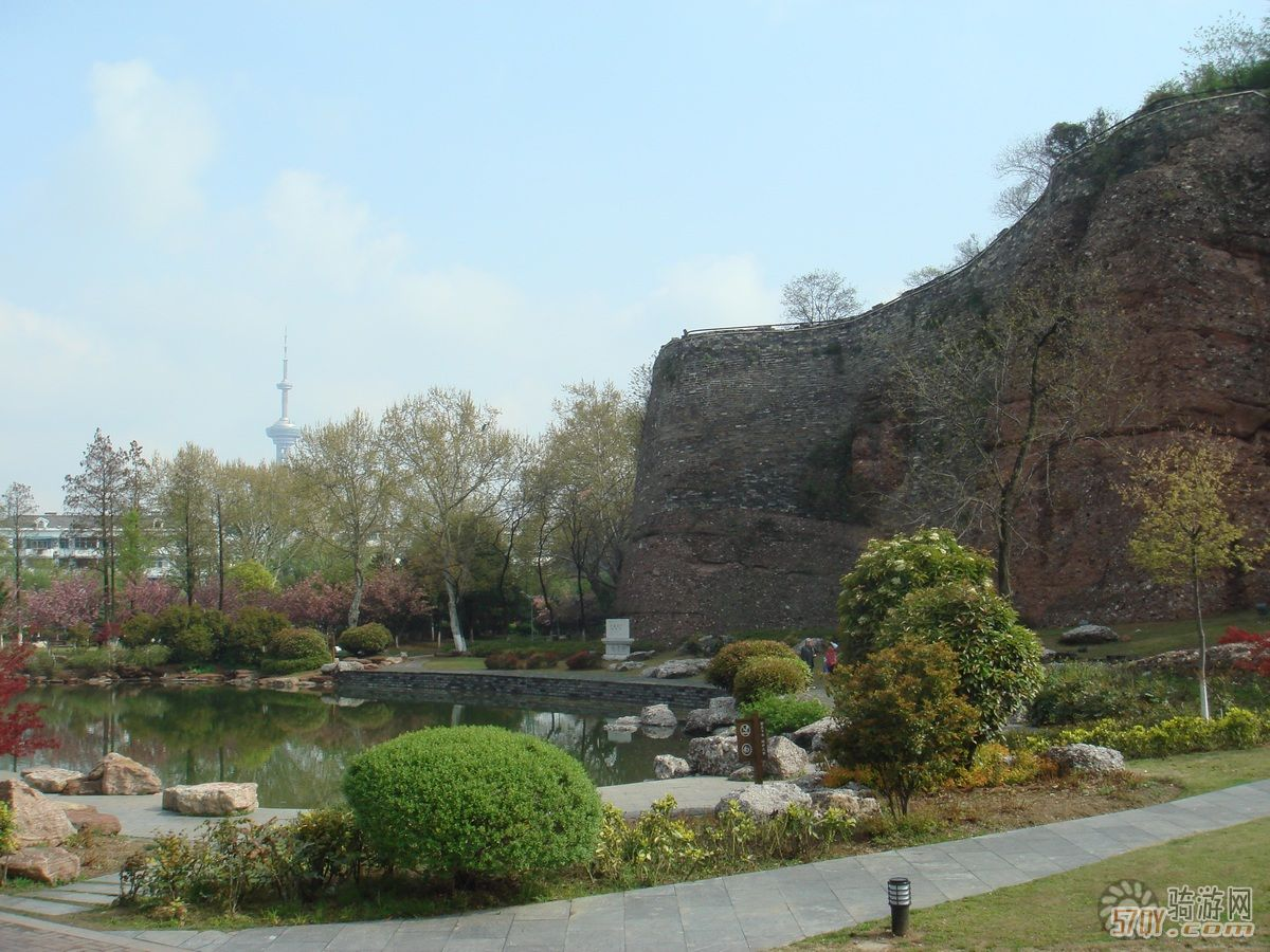 石头城公园风景