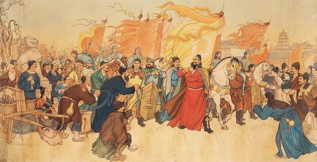 一个盐贩子登基称帝,掀开中国九世纪灾难一页