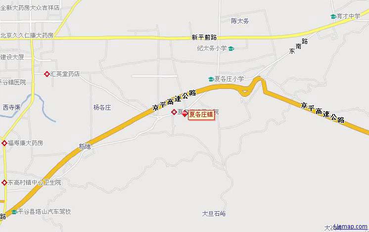 平谷新城规划,平谷规划图,平谷新城规划有那个村,平谷新城最新规
