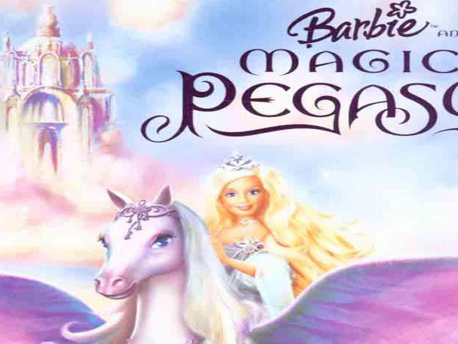 也是芭比第一部自导自演而非改编自世界名著的芭比公主电影.图片