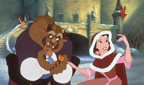 美女与野兽:1991年的迪斯尼动画长片