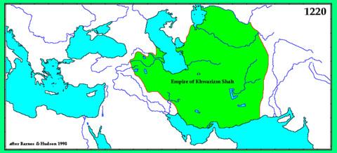 亚洲国家_花剌子模--历史上的亚洲国家