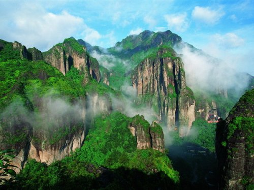 Mountain Zhejiang