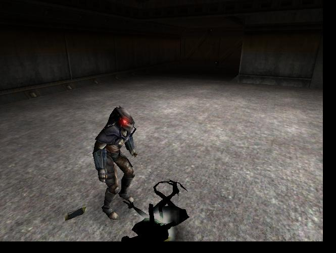 铁血战士 游戏照