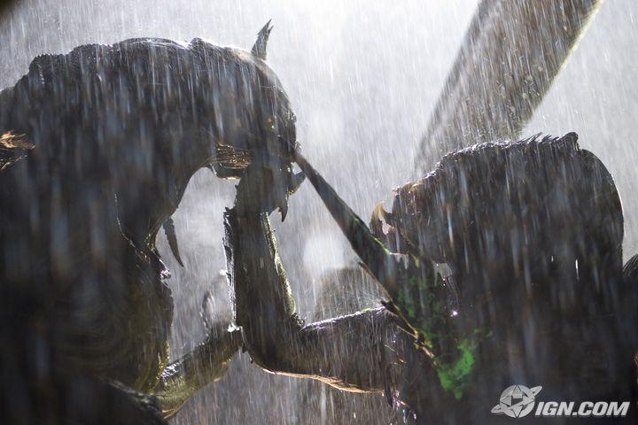 铁血战士 电影照
