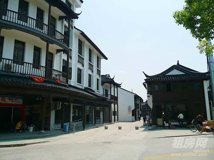 上海丽水湾 配套环境高清图片