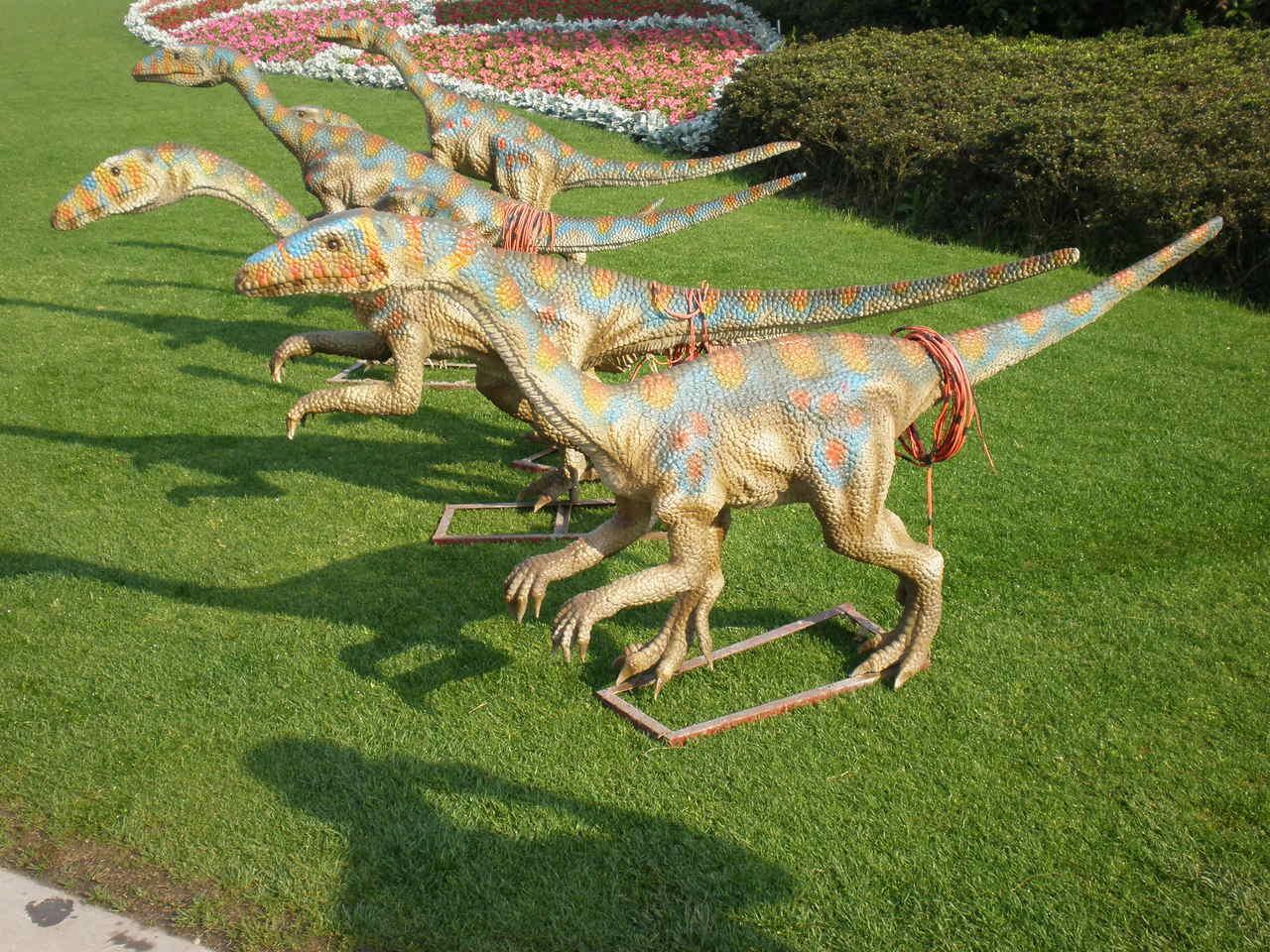 中华恐龙园3 盘点 太湖明珠 常州最美景色 高清图片