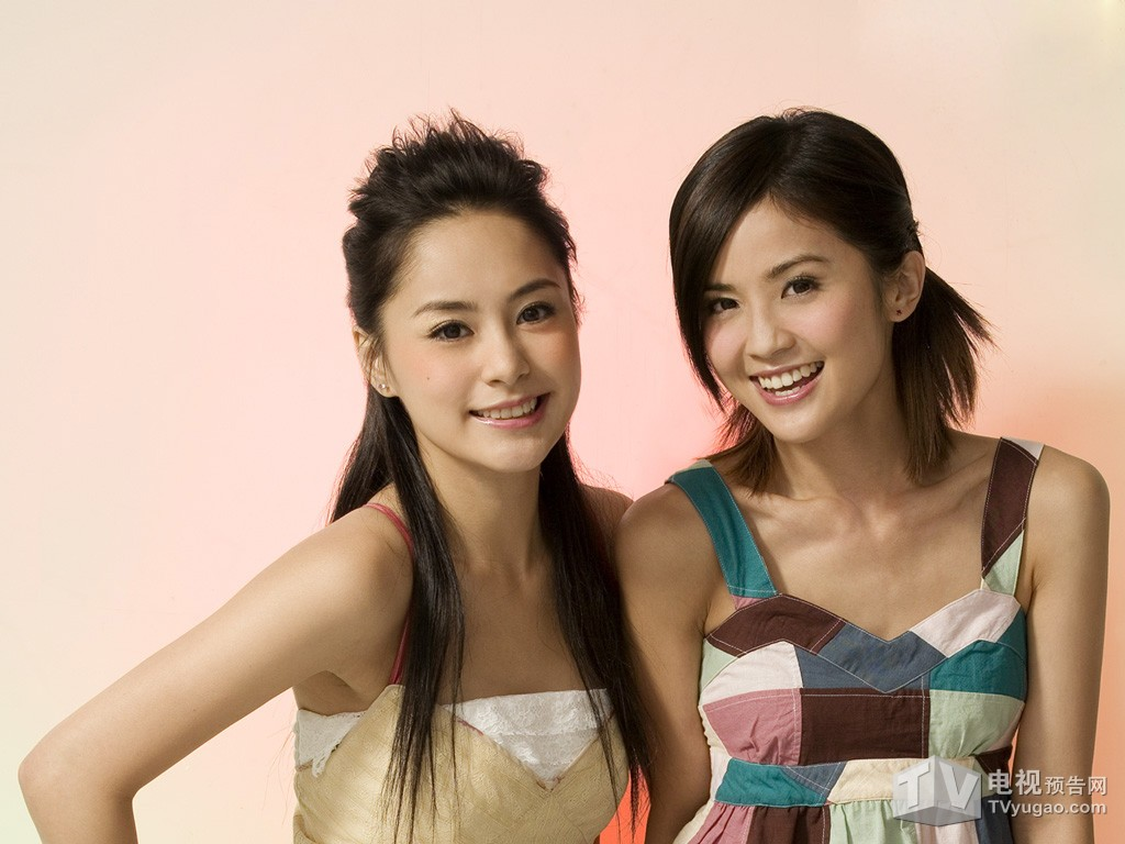 最新收藏twins钟欣桐 阿娇 性感桌面壁纸高清图片