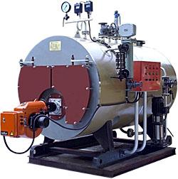 wns蒸汽锅炉图片