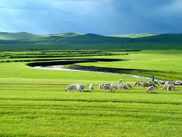 内蒙古高原高清 内蒙古高原 内蒙古高原风景图片