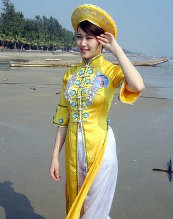 京族女性服饰