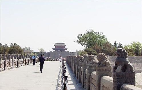 中国四大古桥图片