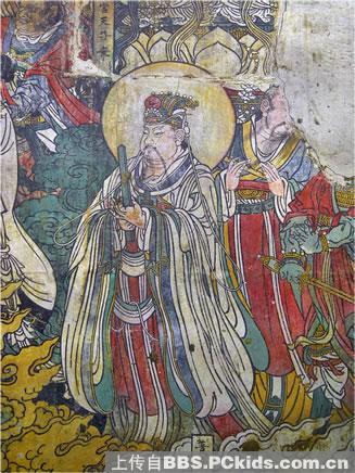 南北石窟寺壁画