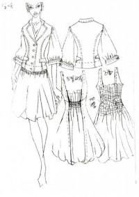 服装设计师图片