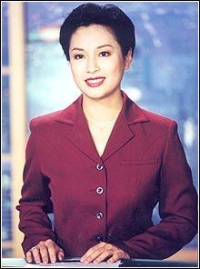中央二台女主持人贾志红简历