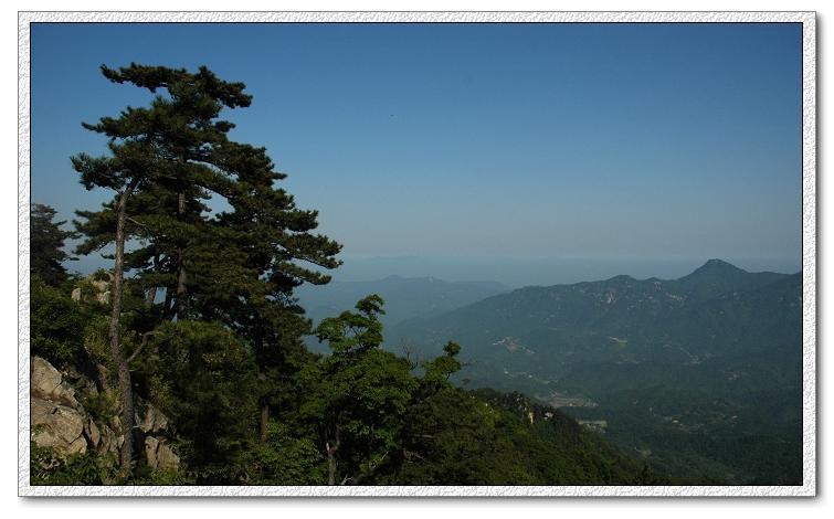 白马尖风景区图片图片大全 安徽白马尖风景区 中国旅游资