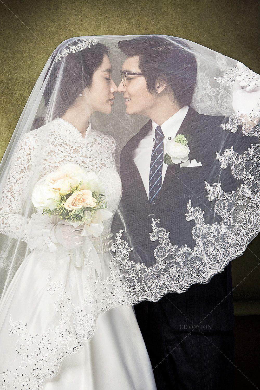cd视觉韩式婚纱照图片