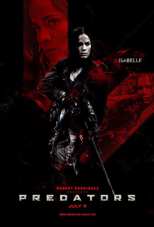 《铁血战士》海报