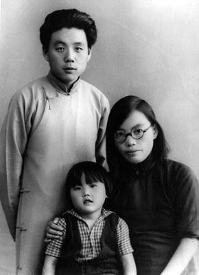 邓广铭家人