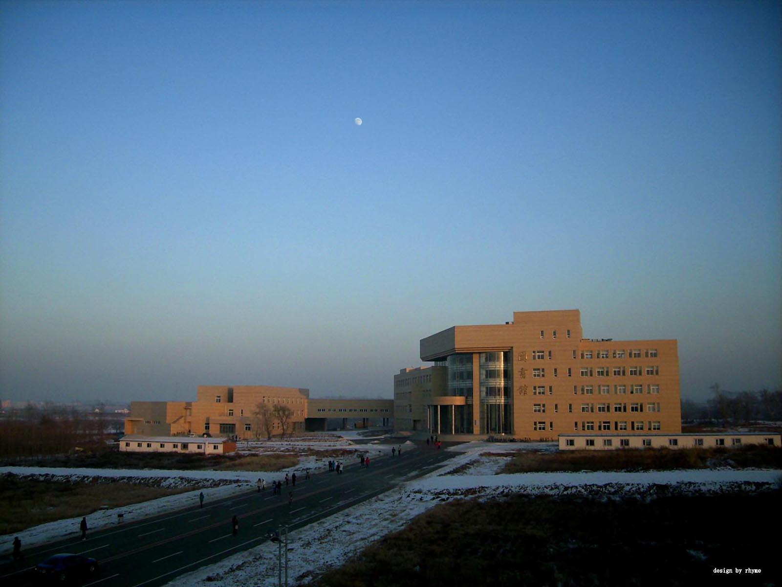 吉林农业大学校园风光 吉林农业大学校园照片 吉林农业大学校园宿舍图片