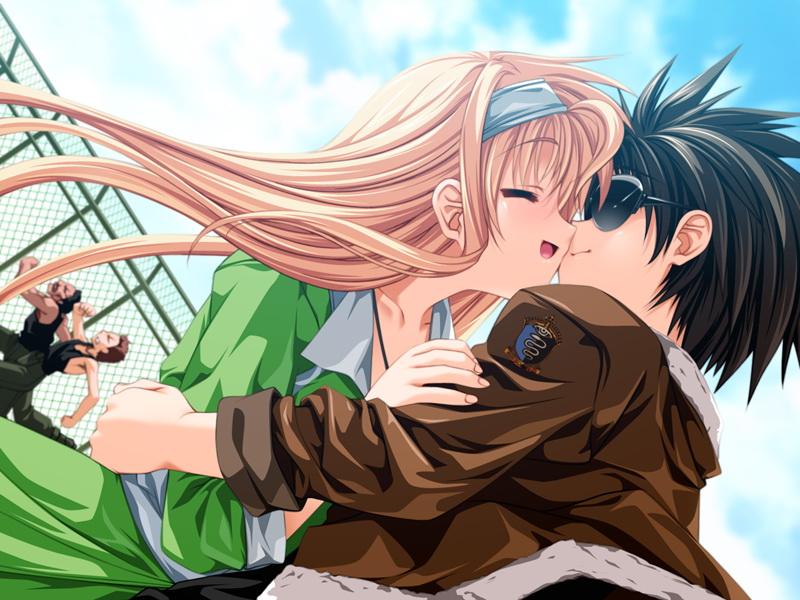 恋爱少女与守护之盾;+cg恋爱中的少女与守护