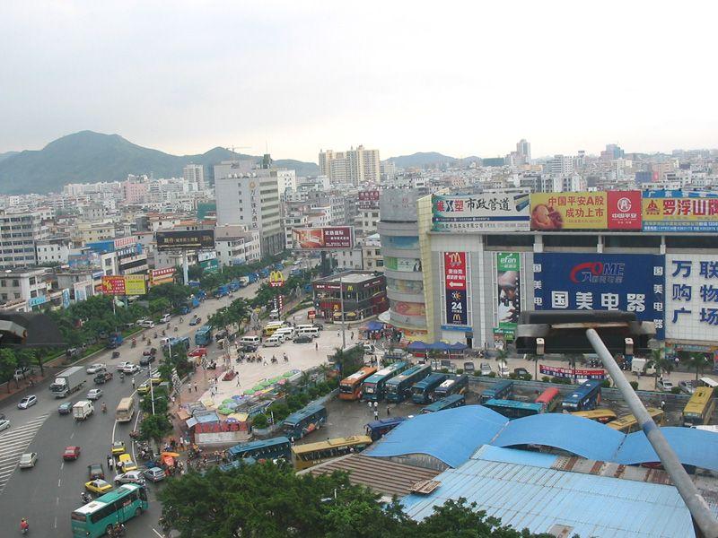 惠阳淡水东门桥_惠阳淡水东门桥左幅开始拆建计划后年2月完工
