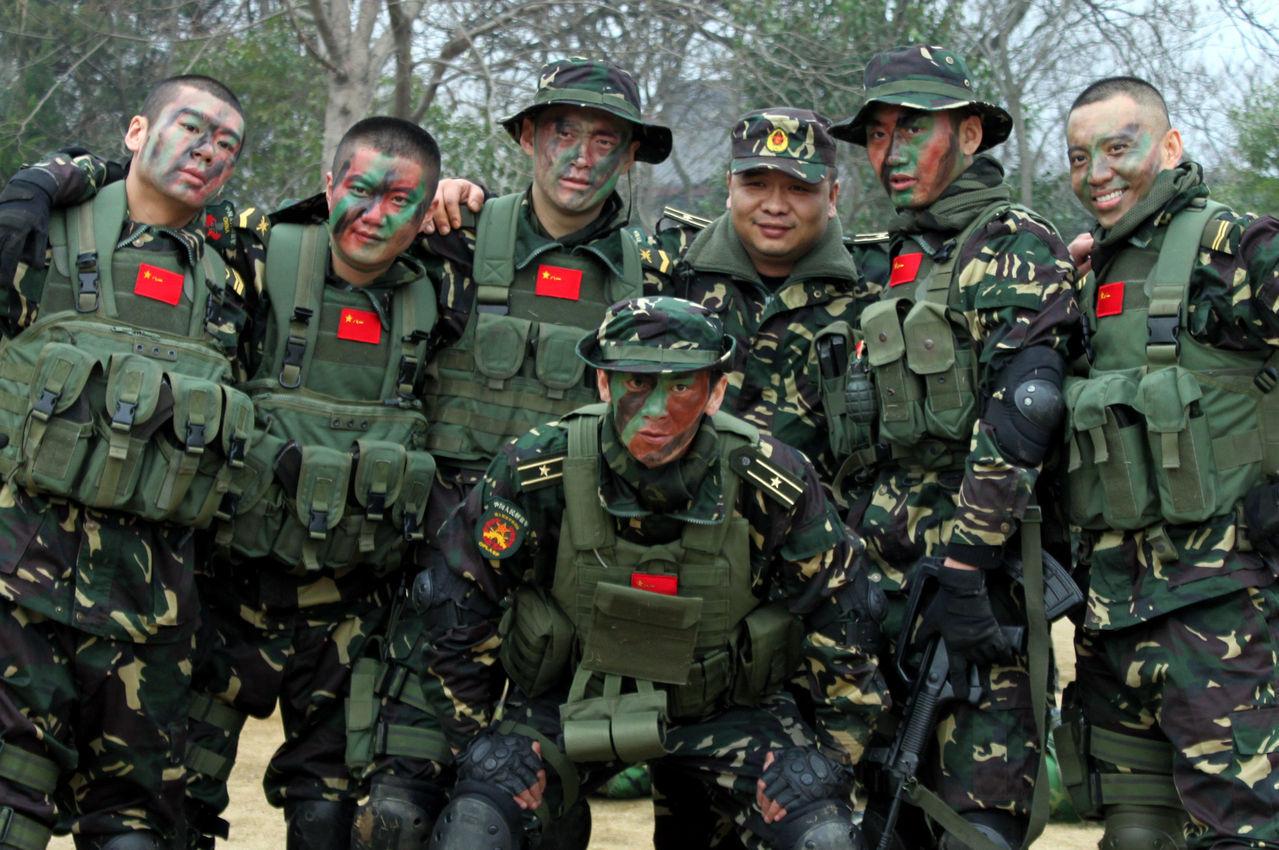 中国有没有狼牙特种部队?