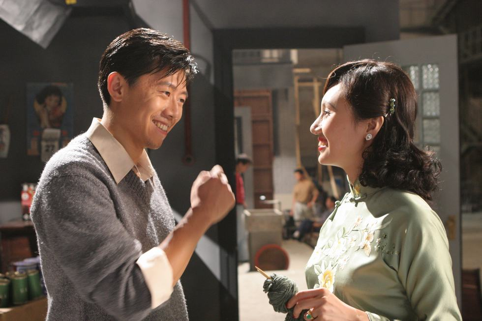 中国电影 上海伦巴 精彩剧照