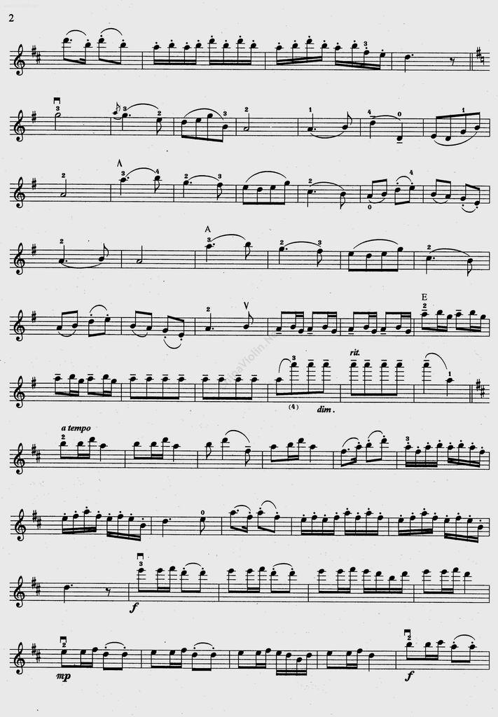 新春乐小提琴5级曲谱_小提琴谱_良师简谱网图片