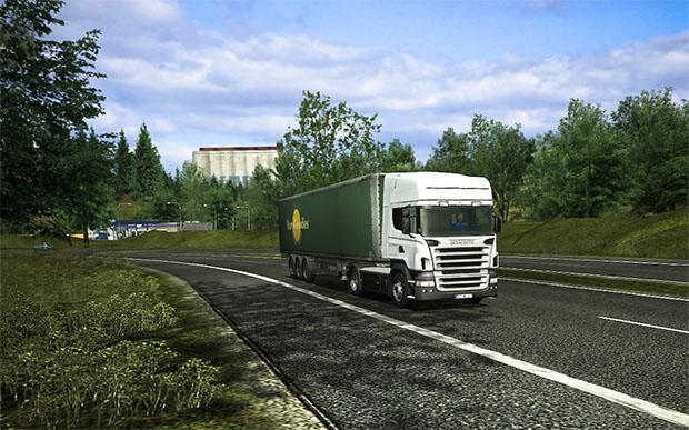德国卡车模拟 german truck simulato高清图片
