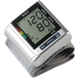 手腕式电子血压计图片