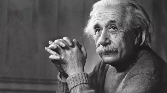 爱因斯坦不仅拥有超大的脑容量,还有令人沦陷的颜值和多情 - 第1张  | 鹿鸣天涯